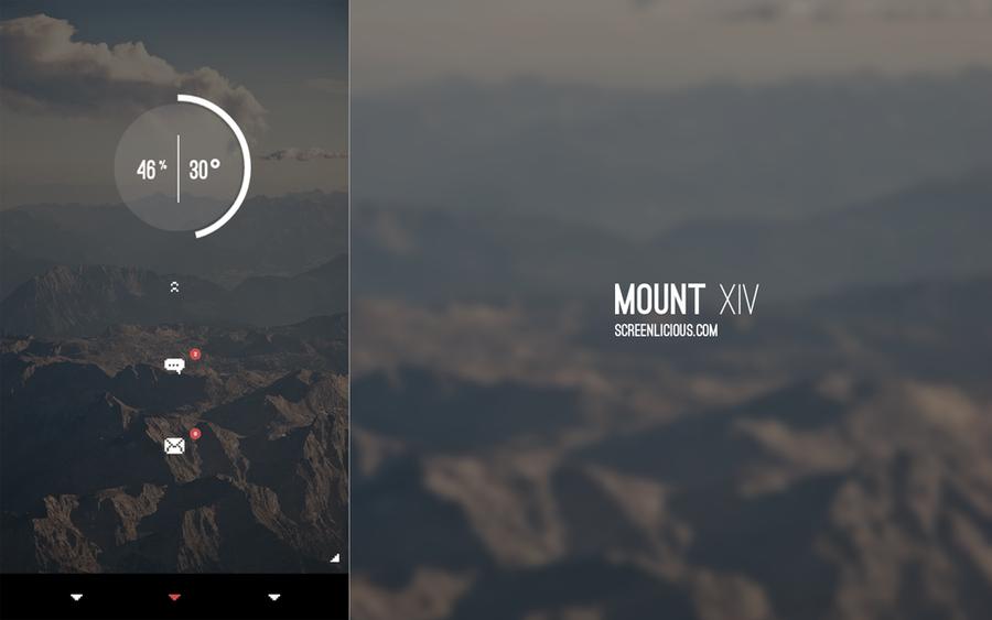 MOUNT XIV by xNiikk