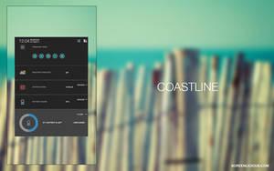 Coastline by xNiikk