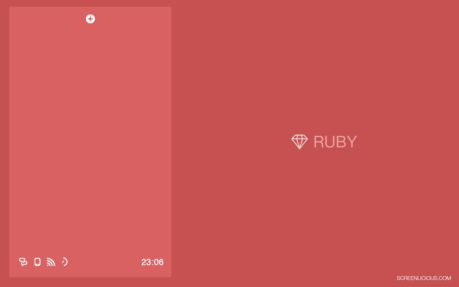 Ruby by xNiikk