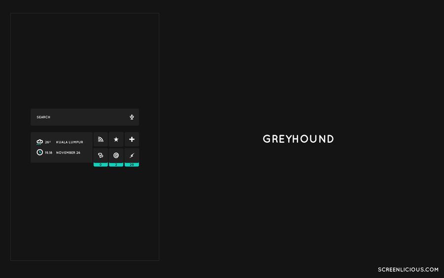 Greyhound by xNiikk