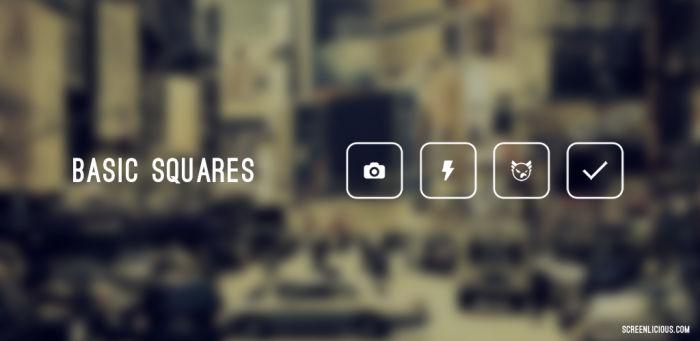 Basic Squares