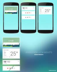 Google Now UCCW Widgets