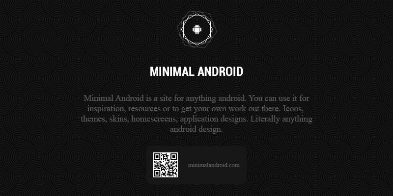 Minimalandroid by xNiikk