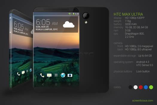 HTC MAX ULTRA CONCEPT