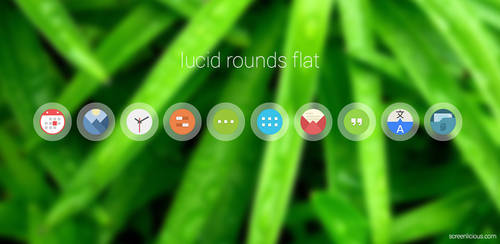LUCID ROUNDS FLAT