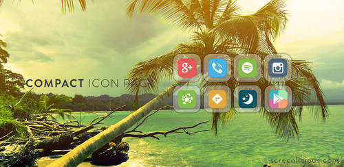 Compact Icon Pack
