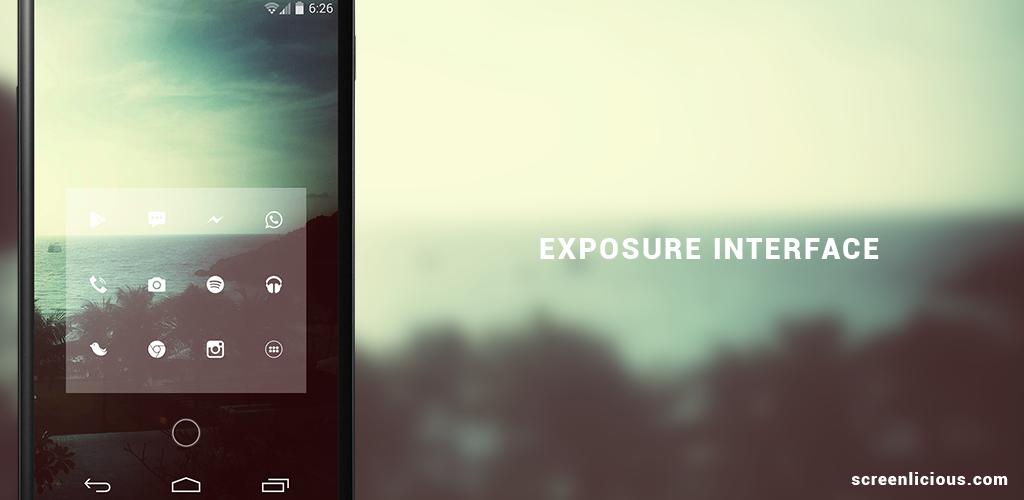 EXPOSURE INTERFACE [APEX] by xNiikk