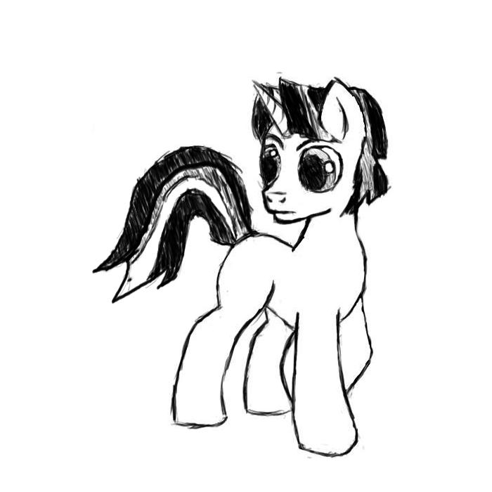 Alex from united brohoofs oc pony by ICTG4U