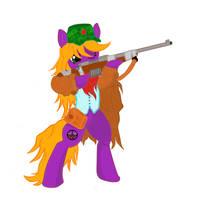 Fallout equestria Wetgrave: Lavender by ICTG4U