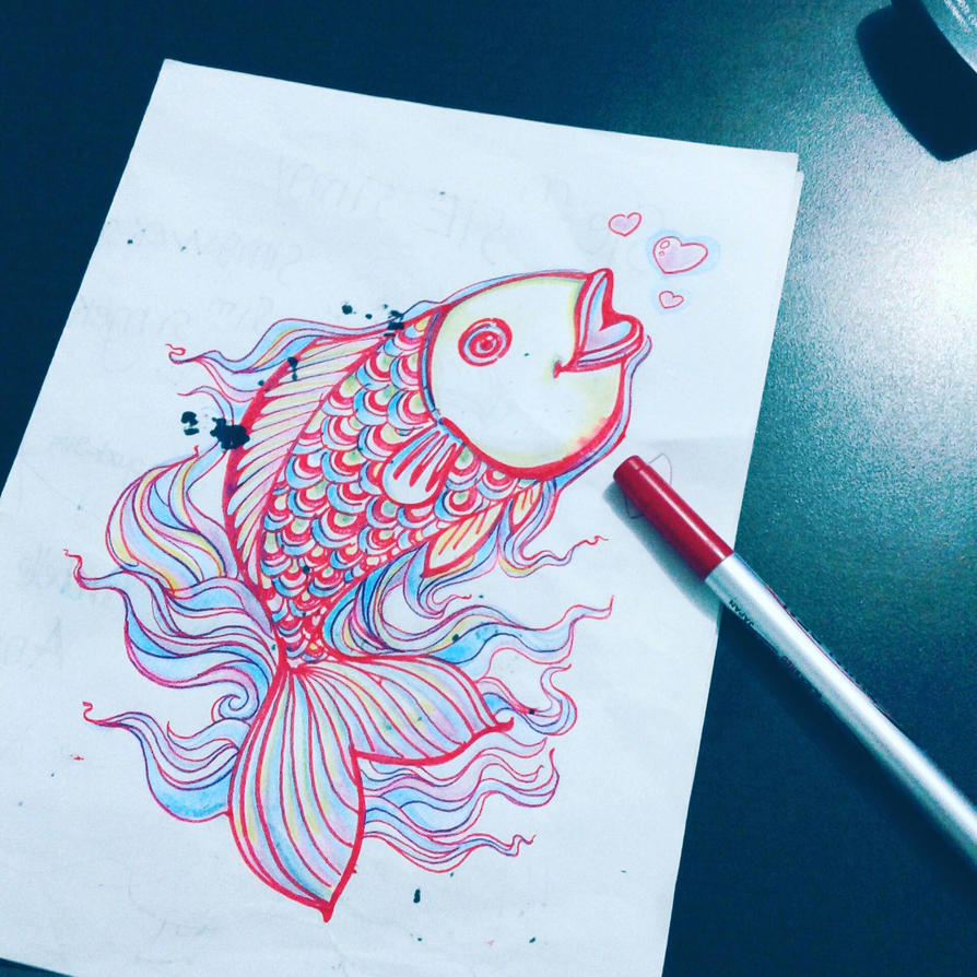 fish by surono