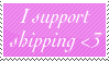 Shipping Stamp by wallawallabingbong