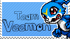 Team Veemon Stamp by wallawallabingbong
