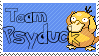 Team Psyduck Stamp by wallawallabingbong