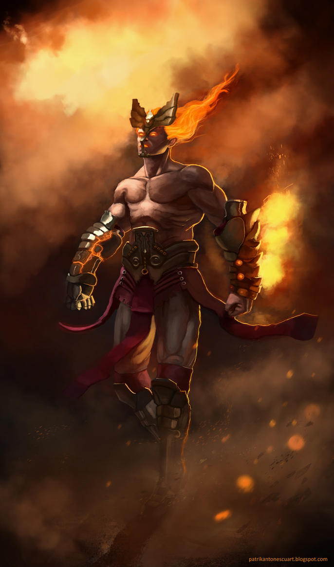 Apollo, Lord of Light by Bjulvar on DeviantArt