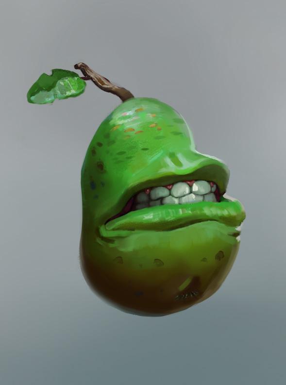 Pear by Bjulvar