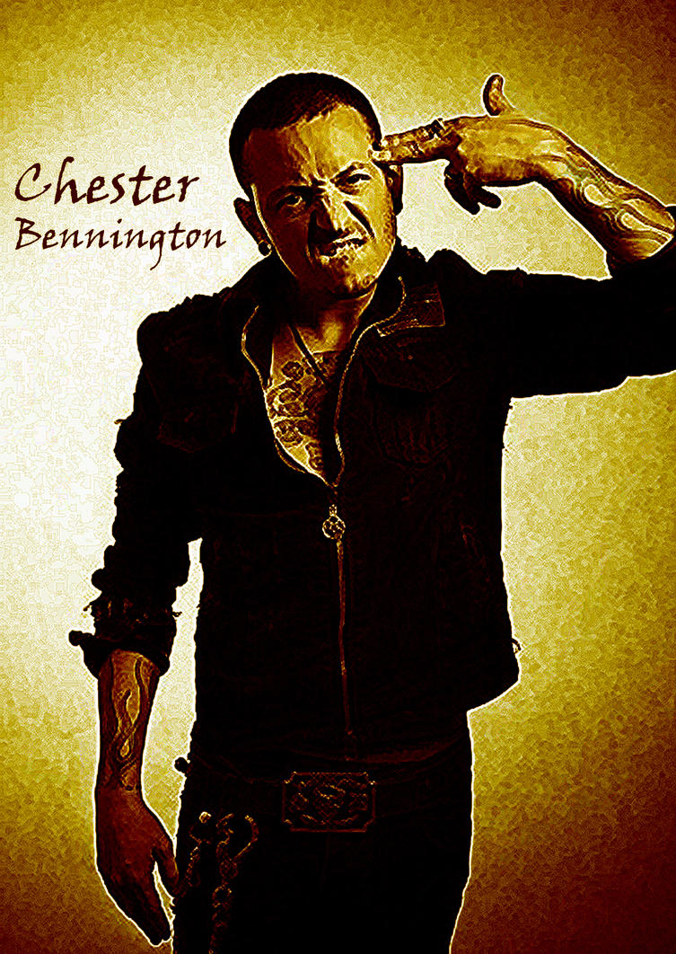 Chester Bennington By The12RZ