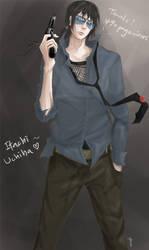 Itachi Uchiha by gtxoxo