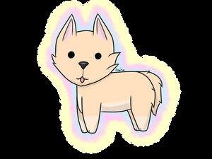 Chibi Doggo