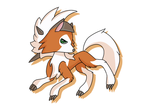 Cheeto Dog