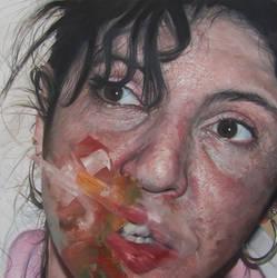 Study of Lara by Andrewnewtonart