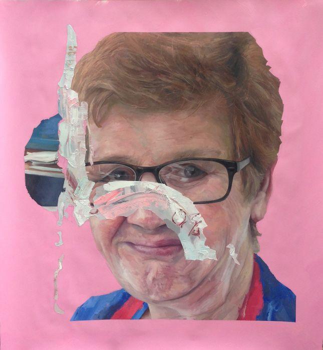Marjorie by Andrewnewtonart