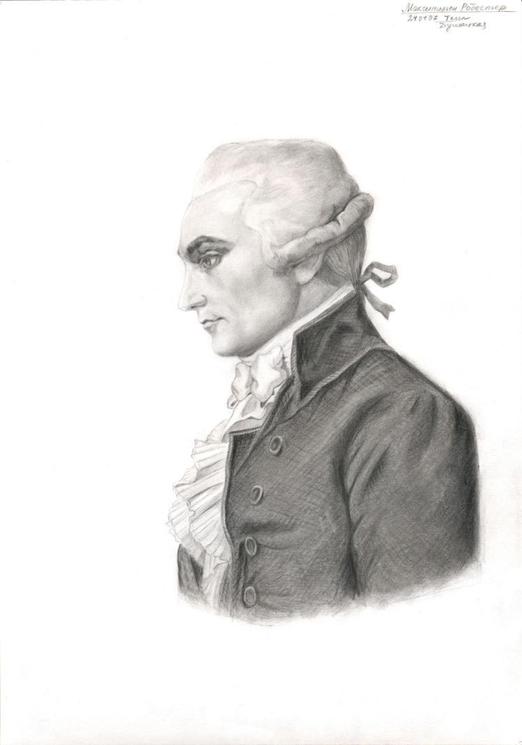 Robespierre by TessaNoel