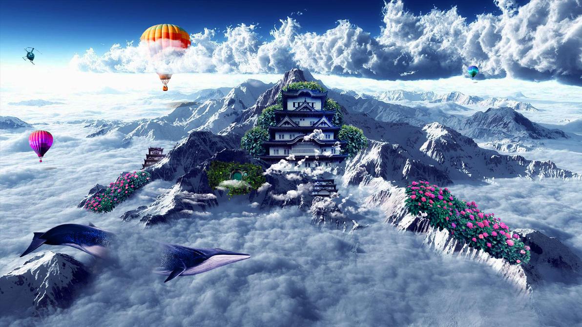 Mountian mysteries by Gulloh