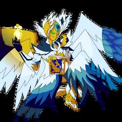 Reincarnated Archangel Raphael (PaD)