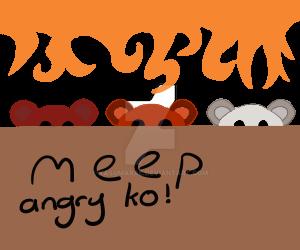Meep! by Kasumarae