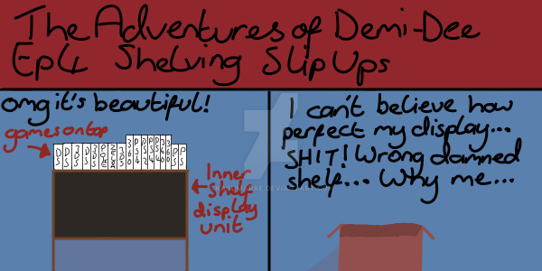 The adventure of Demi-Dee Episode 4 by Kasumarae