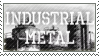 industrial metal free stamp by N0RTHERN-STAR