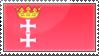 Gdansk/Danzig stamp by N0RTHERN-STAR