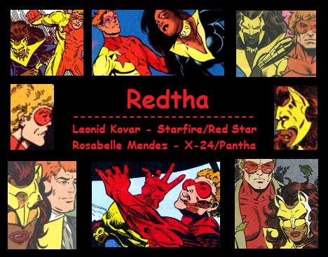Redtha's Profile Picture