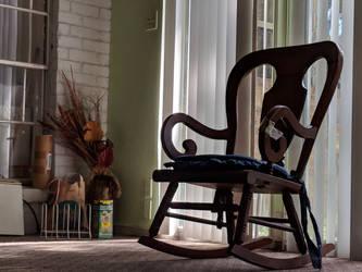chair by aksheus