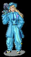 Zoot Suit Samus by Defy-Gravity-42