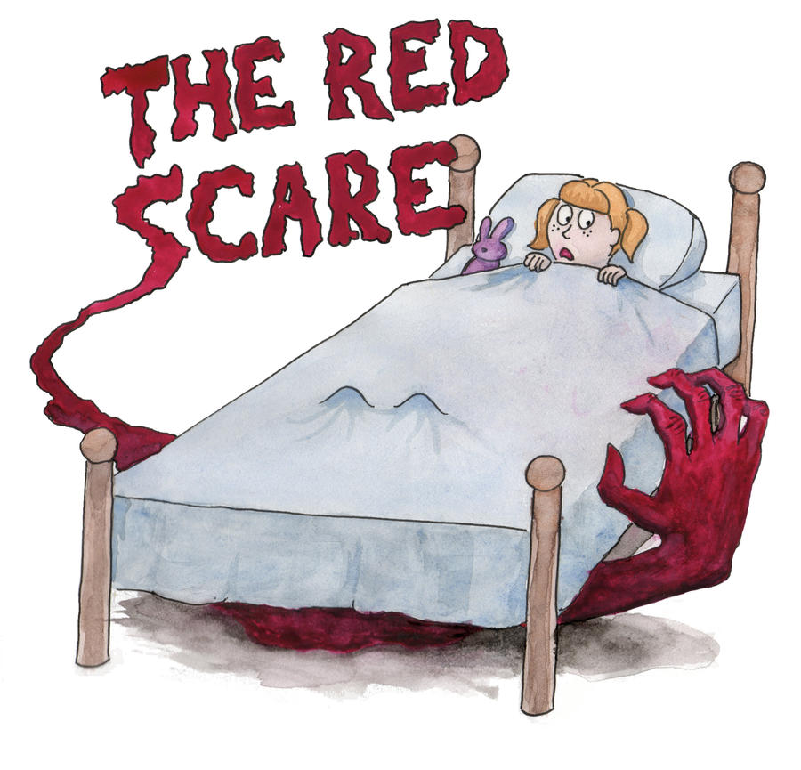 the causes and effects of the red scare