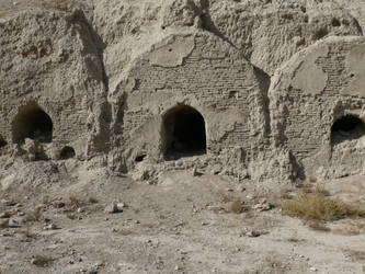 Qalat Cave Houses by Rosselli