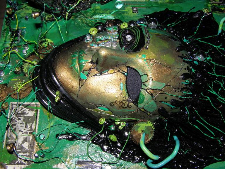 mask 001 by Myruso