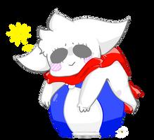 Fuzzy Wuzzy Bby by SpookySherbs