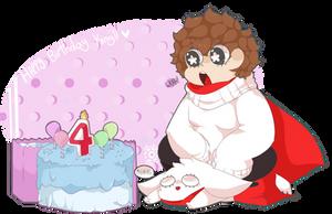 Happy Birthday Son! by SpookySherbs