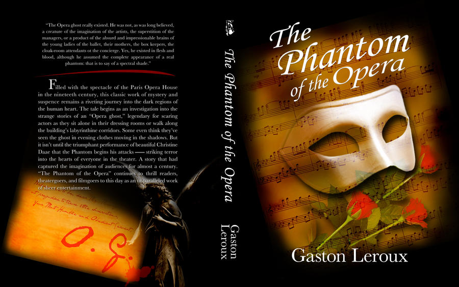 book Phantom of the Opera