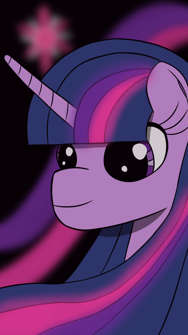 Twilight sparkle iphone wallpaper by castroofthevault on - Twilight wallpaper for iphone ...