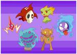 Ghost Pokemon