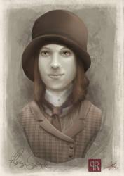 Florence B. Meriweather by PatrickRieser