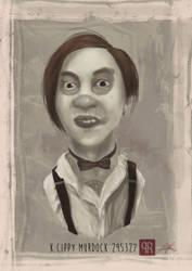 Mr. Cippy by PatrickRieser