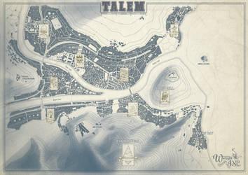 The city of Talem