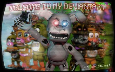 Welcome to my DeviantArt