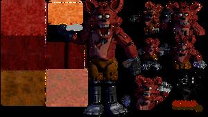 Foxy texture 1.8