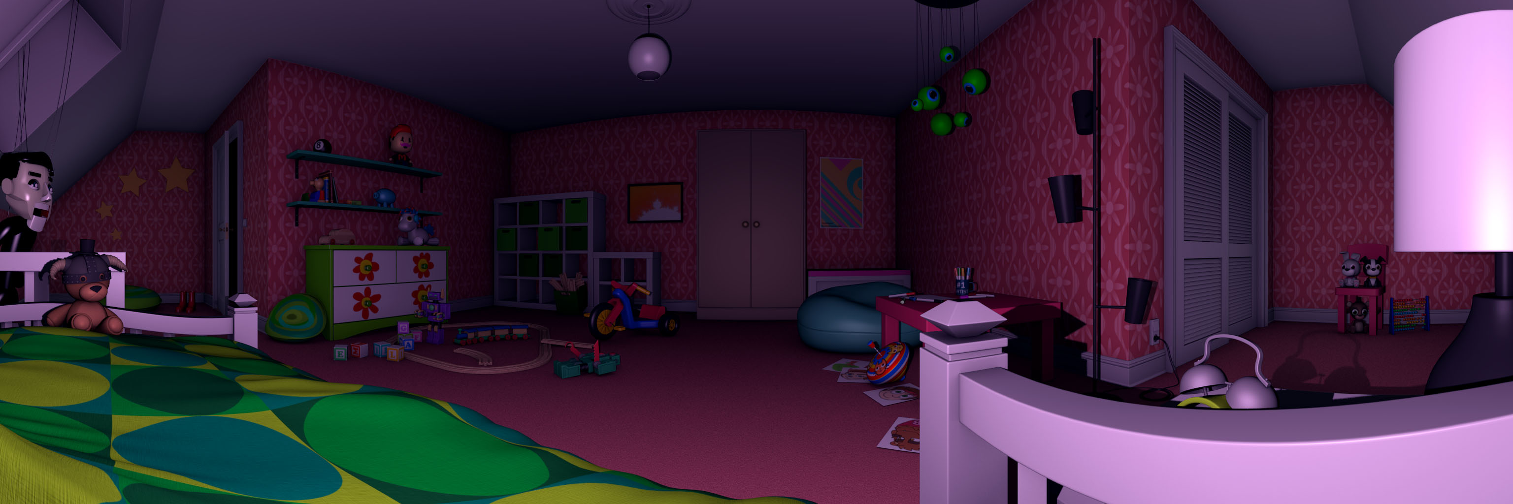 Pictures Of Jacksepticeye S Room