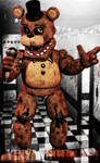 Blender|The idea of Withered Freddy